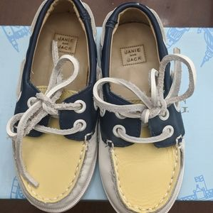 Janie and Jack Boys Loafers